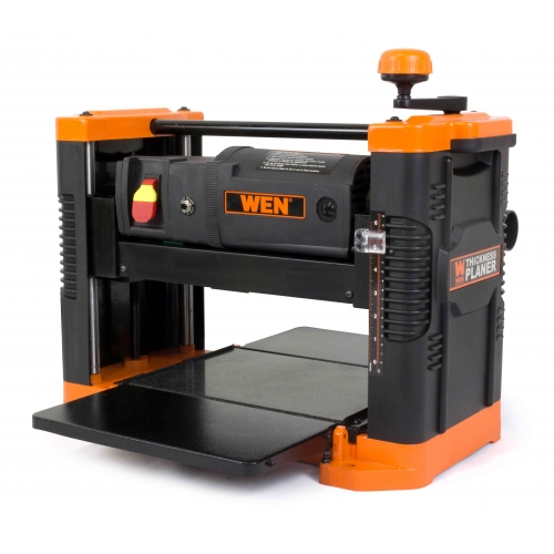 WEN 6550 12.5-Inch 15A Benchtop Thickness Planer Review